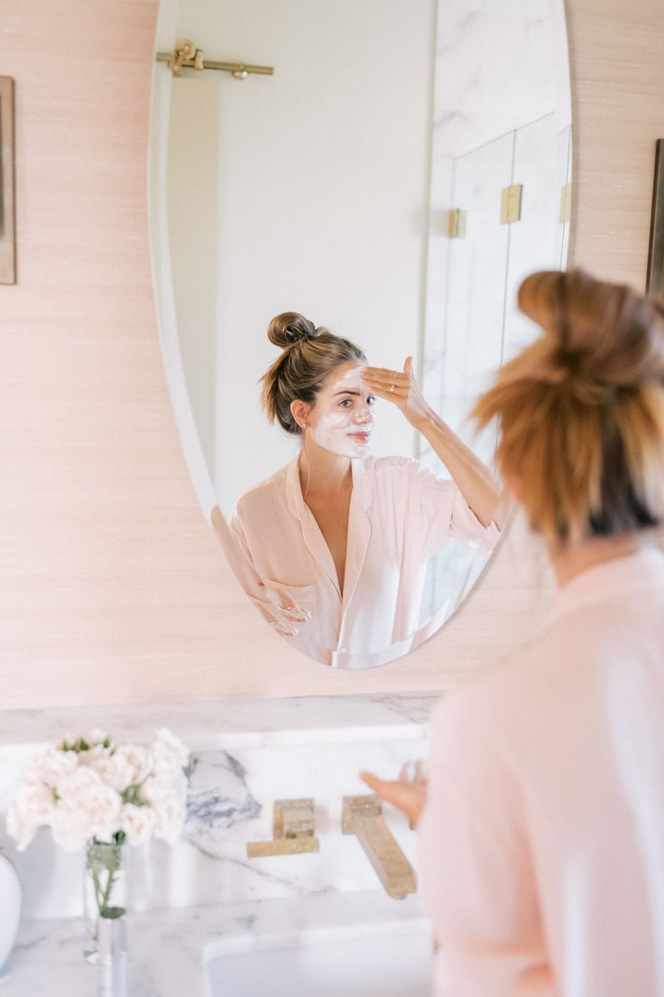 Healthy Skin From Morning To Night - Julia Berolzheimer | Beauty routines, Night beauty routine, Beautiful skin