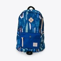Buy Interzoo Chameleon Backpack in Blue and Black feathers £64 from Backpacks range at #LaBijouxBoutique.co.uk Marketplace. Fast & Secure Delivery from Fy online store.