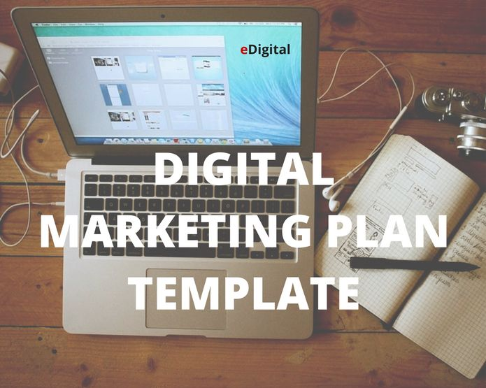 64 best DIGITAL MARKETING by eDigital images on Pinterest - marketing plan template word