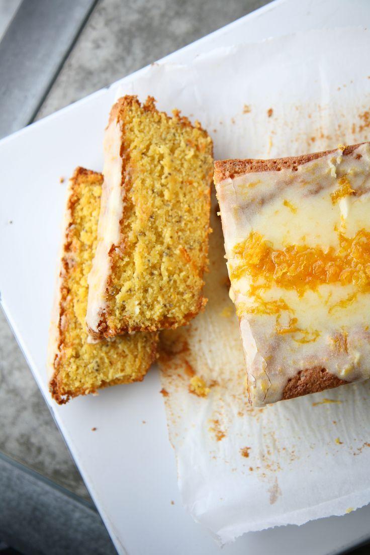 Orange & lemon Polenta Loaves With Chia Seeds Ripe Recipes - A Fresh Batch By Angela Redfern