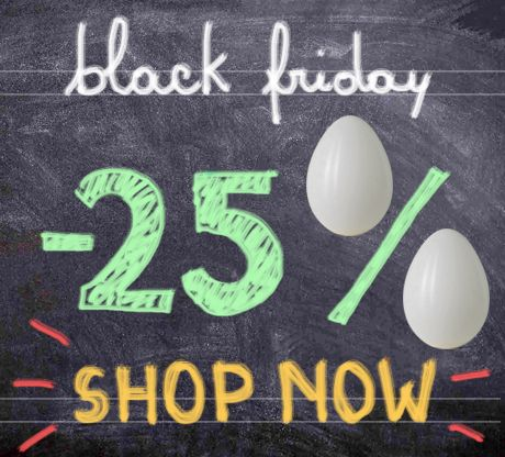 GO #GREEN FOR #BLACKFRIDAY! Capsula Mundi urn is on #sale for the Black Friday, with 25% off!