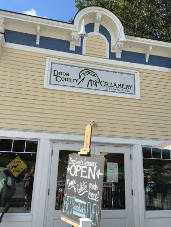 Door County Creamery Tours