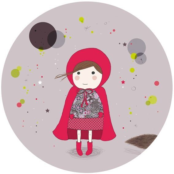Amelie Biggs_petit chaperon rouge