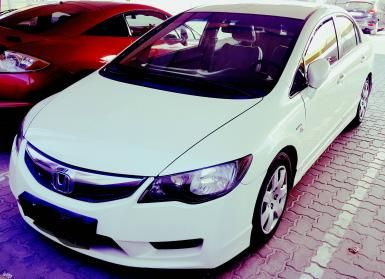 Honda Civic 2011 | Car Ads - AutoDeal.ae