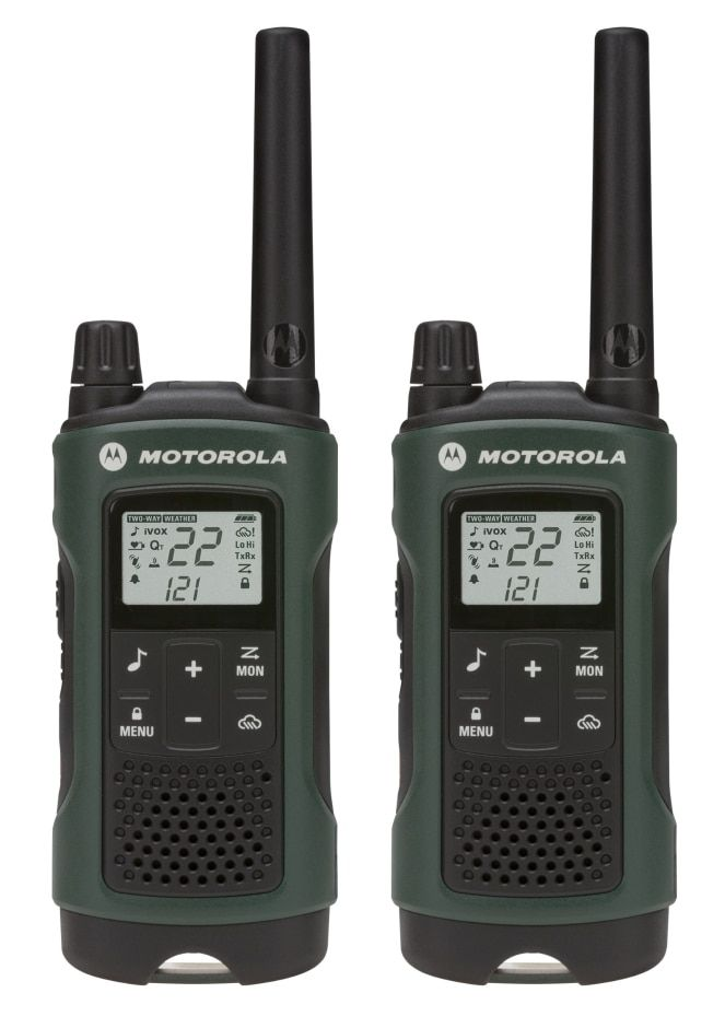 Motorola 22 Channel Weatherproof 35mile Range Two Way Radio