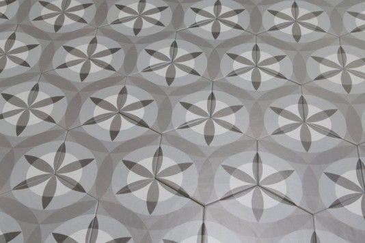 Hexagon Nature 17.5x20cm - Hexagon - Floor Tiles