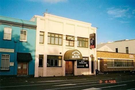 Southern Blues Bar, 198 Madras Street, Christchurch, New Zealand.