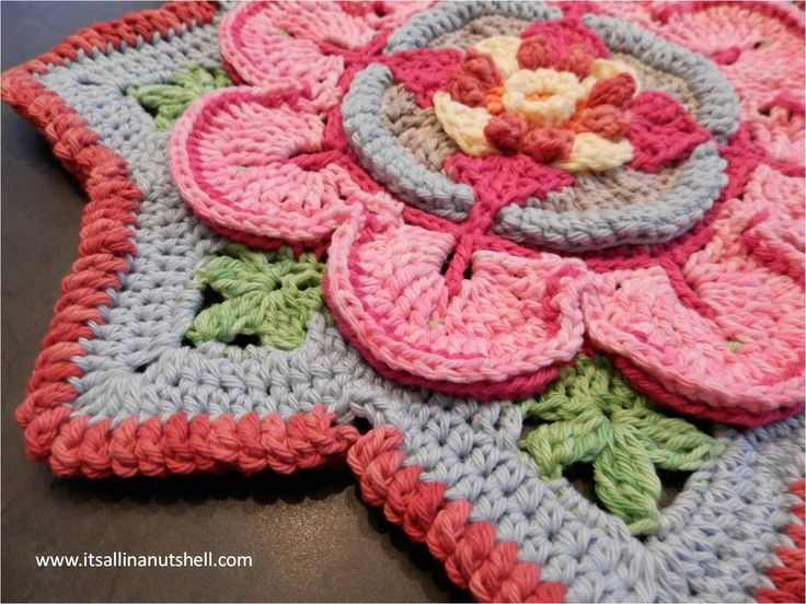 This page contains all the video tutorials of Mandala Madness CAL by Helen Shrimpton. This page will be updated as new parts become available. The CAL starts March 17, 2016. COMING SOON…&#…