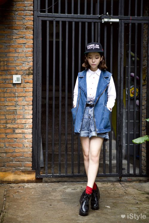 iStyle Click Here For More Asian Street Fashion (Do Not Remove Source)