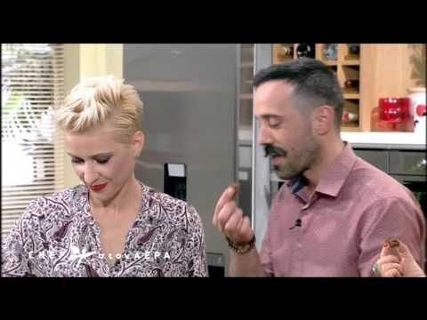 Chef στον αέρα 24/12/2015 (Άντζελα Φραγκούλη & Μανώλης Φραγκούλης/Κατερί...
