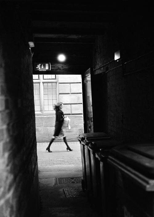 Running Man - Stafford Town Centre