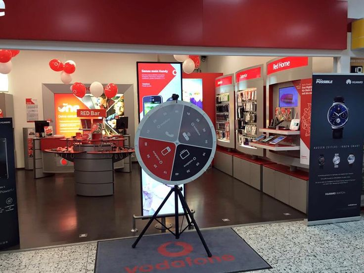 """Am 11. und 12.02. Valentinstag Promotion mit Torte, Sekt und Rosen! Dazu: Exklusive Angebote wie """"50€ Startguthaben für jeden Neuvertrag""""!  Vodafone Shop Delitzsch im Kaufland - Kommt vorbei!"""