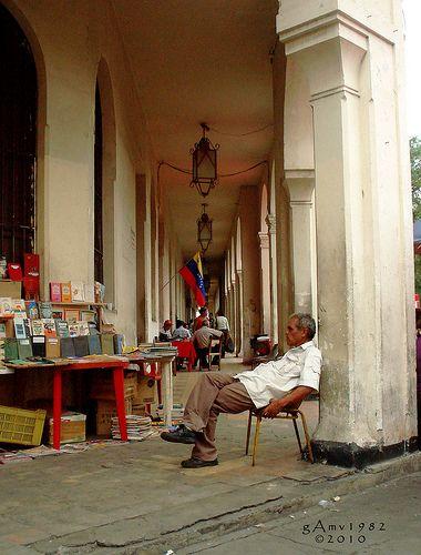 Esperando una venta