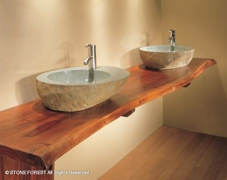 Vanities Stone Sink Bathroom Designs Ideas Forward Natural