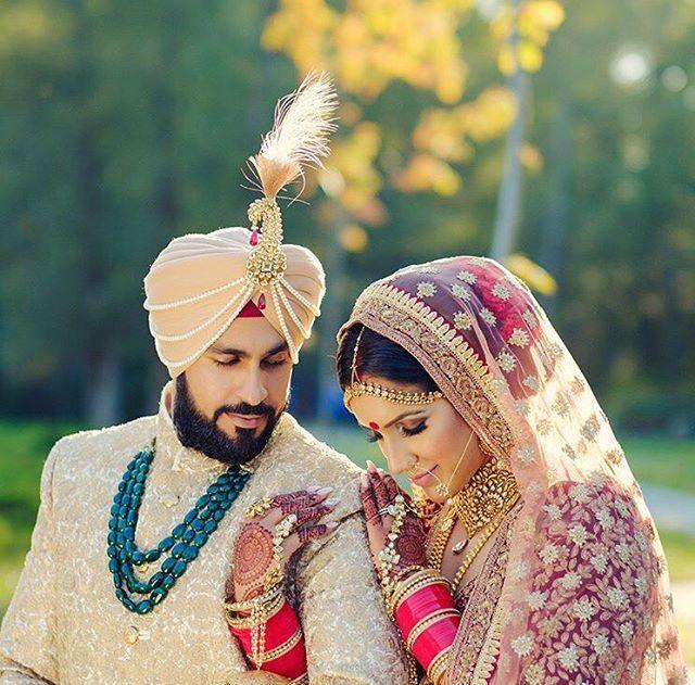 """Endless love 💕💕 #indianbride #happy #bridal #indianwedding #bigfatindianweddings #summerwedding #jatti #sikhwedding #henna #mehndi #mendhi #canada #canadian #summer #indianjewelry #indiansuit #indianwedding#royal #elegance #traditionalbride #weddinggoals #wedding#punjabi #fairytale #regal #inspiration #weddinginspiration #sabyasachibride"" by @indianweddingguide. #невеста #prewedding #brides #engagement #свадебноеплатье #vestidodenoiva #couture #gelinlik #gown #weddinghair #casamento…"