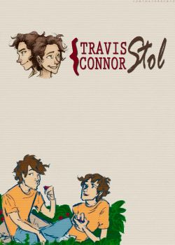 Conner and Travis. What would happen if Conner and Travis Stoll met Fred and George Weasley??? I can imagine it: Chaos!!!