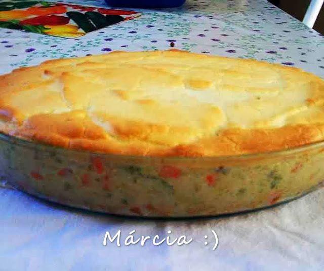 Receita MAIONESE DE FORNO da Marcia http://www.culinariareceitas-grupo.com.br/2010/08/maionese-de-forno-com-frango.html :) Salada Assada - Salada - Receitas - Recipe -