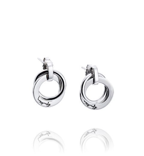 Twosome Earrings Article nr: 12-100-00526-0000 Kr. 2100,-