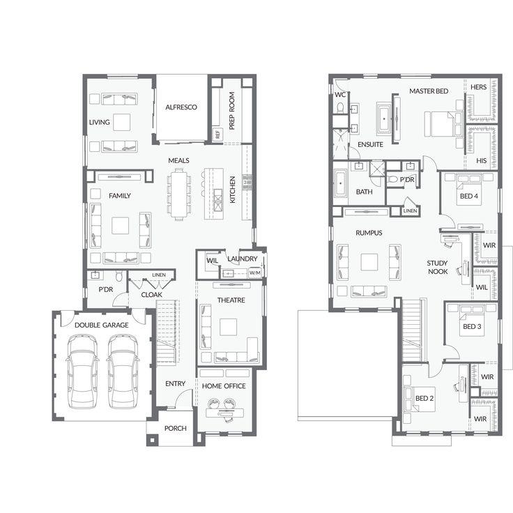 www.urbanedgehomes.com.au home-designs double-storey autern