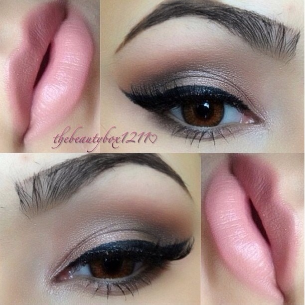 343 best Makeup for Brown Eyes images on Pinterest