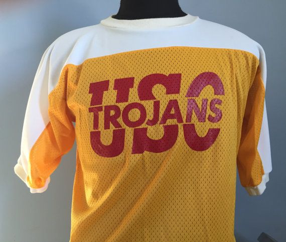 70s 80s Vintage USC University of Southern California T-Shirt