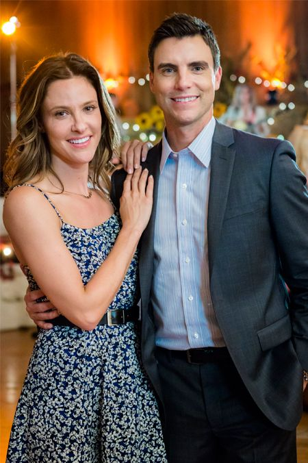 """Autumn Dreams"" starring Jill Wagner & Colin Egglesfield"