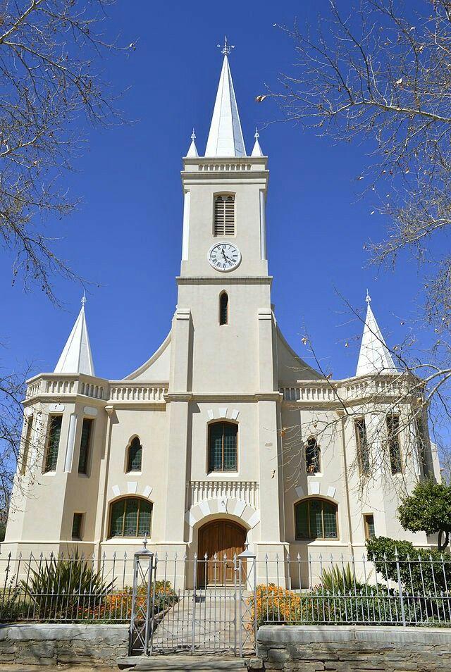 Dutch Reformed church, Murraysburg -Morné van Rooyen