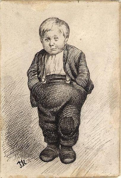 Theodor Kittelsen – Norsk kunstnerleksikon
