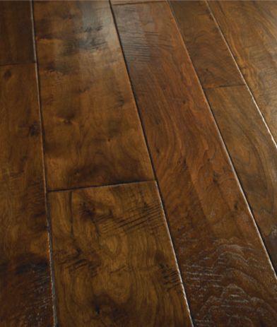 San Pietro | Walnut Flooring, Hand Scraped Hardwood Floors | Bella Cera Floors