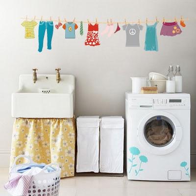 Un lavadero se puede hacer muy lindo!!