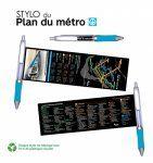 Banner Pen - Montreal Metro