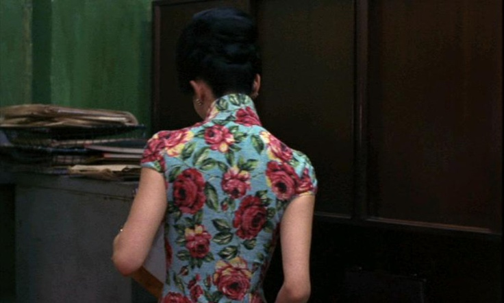 i like this mood / (still from) in the mood for love, 2000 • wong kar wai