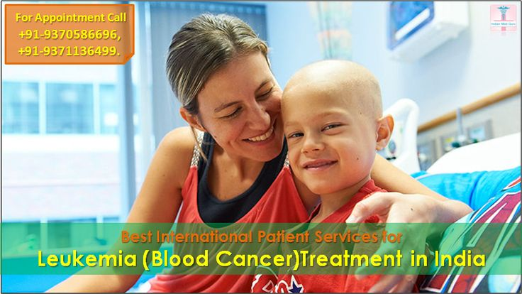 Abroad Patients Services for Leukemia Treatment