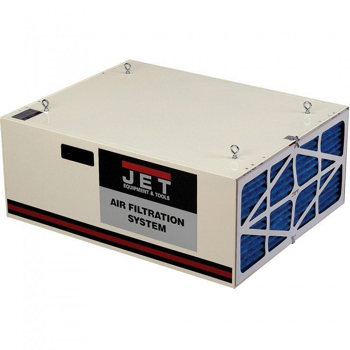 Jet 1000CFM Air Filtration System with Remote   Rockler Woodworking and Hardware. This powerful unit is perfect for the smaller home shop!