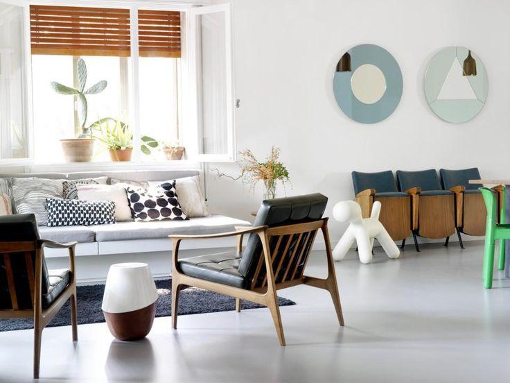 Favorito Oltre 25 fantastiche idee su Specchi soggiorno su Pinterest  WB56