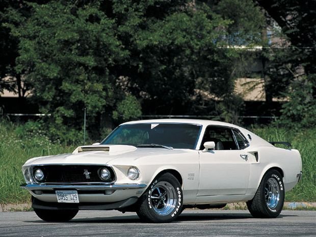 1969 Mustang Boss 429 is a beast of a Muscle Car