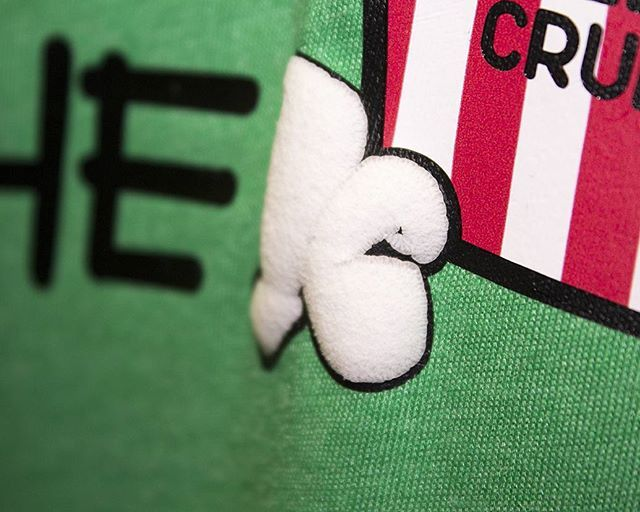 Here is what the #MagicFlex looks like on the #Popcorn shirt up close!  Visit http://ift.tt/29V46pp to find your Chemica US distributor!  #Chemica #ChemicaUS #HTV #heattransfervinyl #heattransfer #customshirt #fashion #vinyl #vinylart #heatpress #DIY #TShirtDesign #CameoSilhouette #silhouettecameo #silhouetteamerica #cricutexplore #cricut #TransferYourImagination
