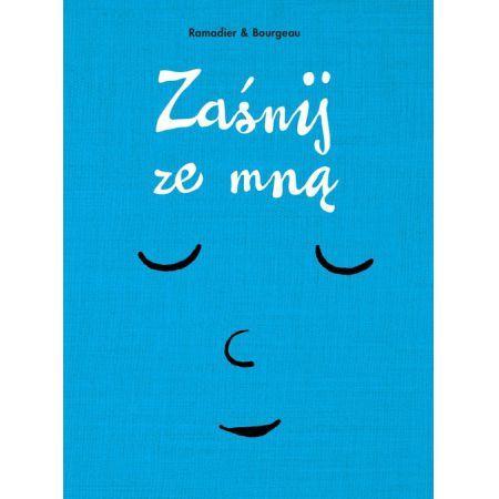 Interaktywna książka kartonikowa dla najmłodszych. Waszym zadaniem jest... położenie książki spać. Musicie więc dopilnować czy książka umyła już zęby, czy zrobiła