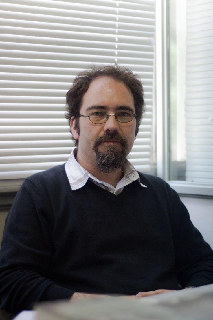 Rodrigo Zúñiga, Director de la Escuela de Postgrado de la Facultad de Artes de la Universidad de Chile y académico del Departamento de Teoría de las Artes.