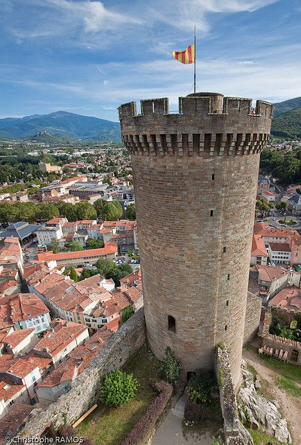 16 best visitez le ch teau de foix images on pinterest midi pyr n es ville et belle histoire - Office de tourisme de foix ...