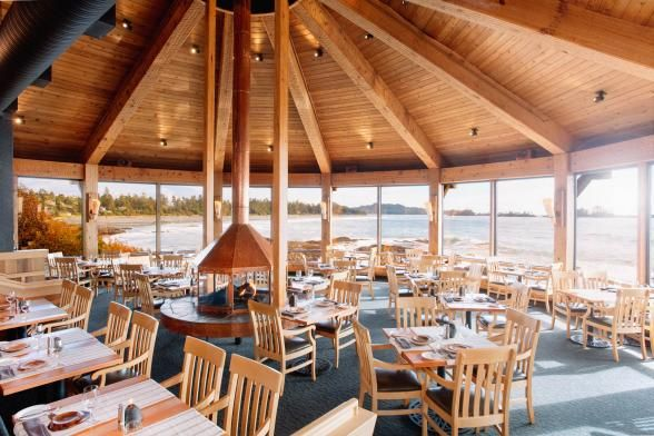 Go to the Clayoquot Oyster Festival & Stay at Wickaninnish Inn | Take a trip to Tofino and stay at the gorgeous Wickaninnish Inn on Vancouver Island. The local Clayoquot oyster festival takes place in mid-November and celebrates its 20th anniversary this year. | Photo Credit: Wickaninnish Inn