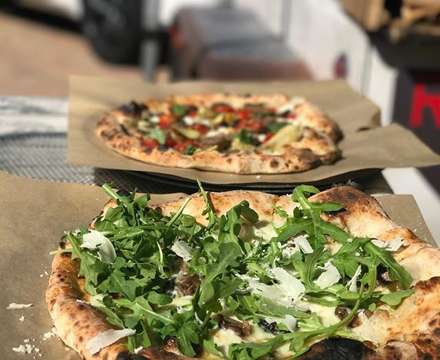 Beautiful day, beautiful pizze!  #beautifulpizza #bestpizzaever #sandiego #ranchosantafe #santaluz #delmar #carmelvalley #pizzaparty #whypizza #ranchosantafelocals #sandiegoconnection #sdlocals #rsflocals - posted by RED OVEN MOBILE  https://www.instagram.com/redovenpizza. See more post on Rancho Santa Fe at http://ranchosantafelocals.com