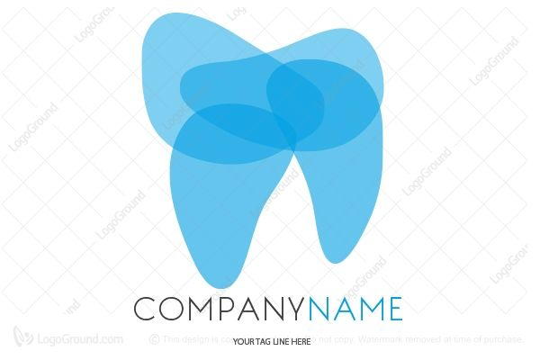 Logo for sale: Tooth Care Logo
