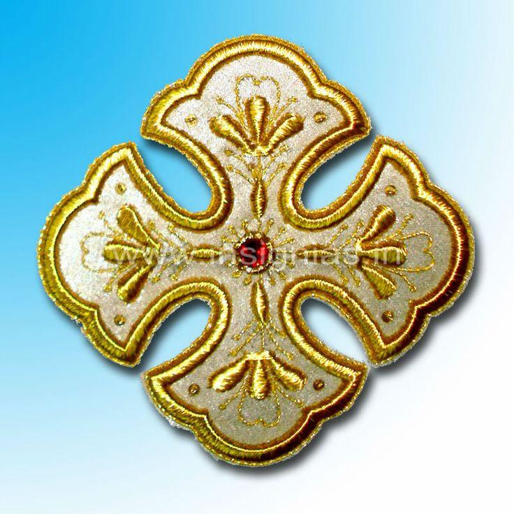 la cruz de la iglesia de bordado a mano-Artesanías Religiosas-Identificación del producto:135822684-spanish.alibaba.com