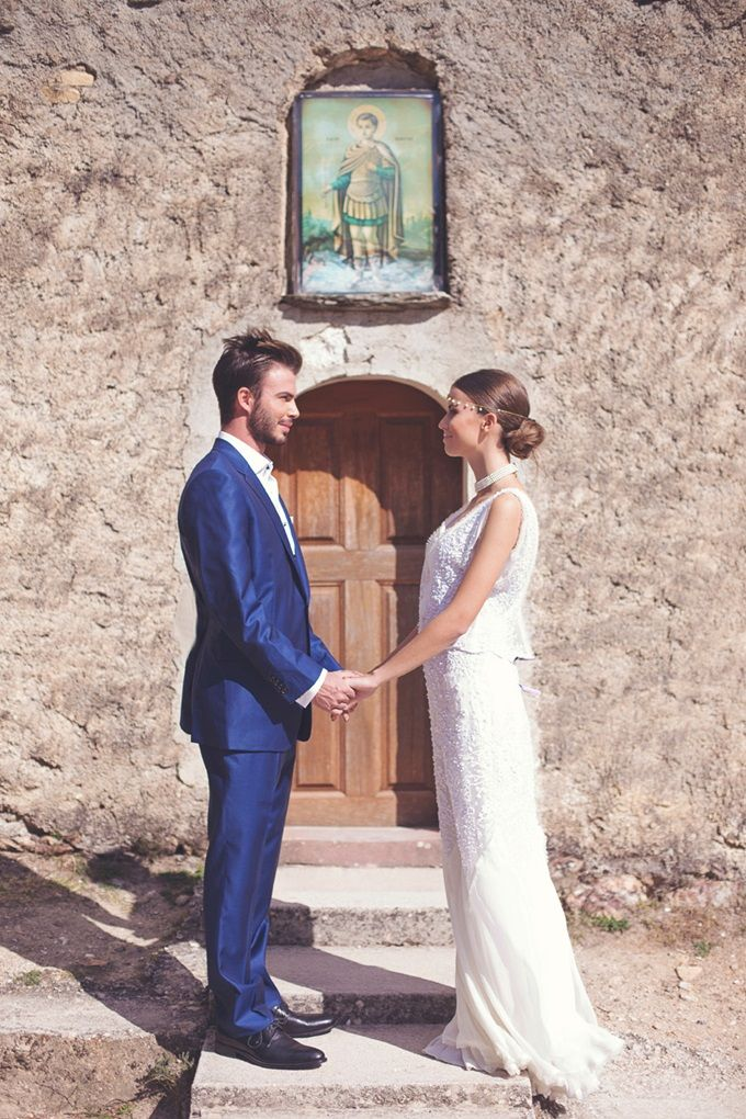 Elopement at the Lake by Fiorello Photography   ANNA & ANDONIS   The Wedding…