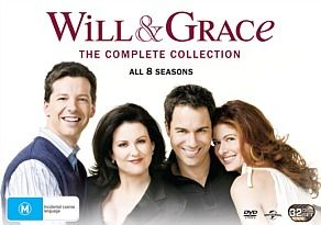 Mullally, Megan - Will & Grace - The Complete Series