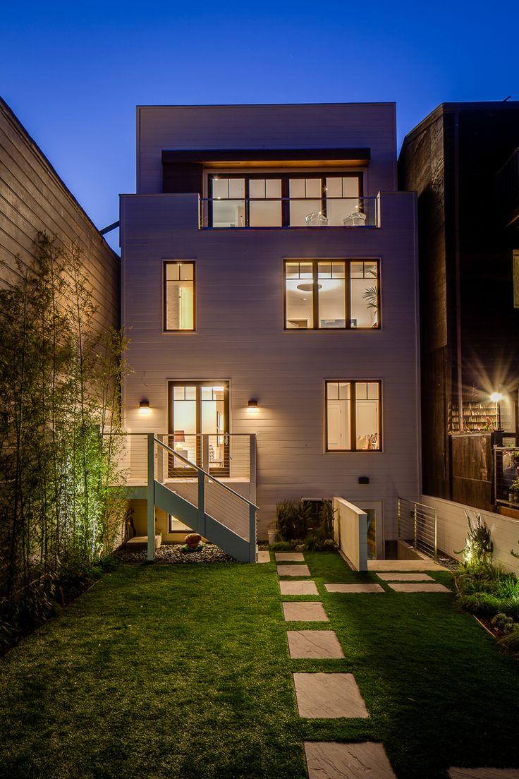 Maison Edwardienne en triplex à San Francisco