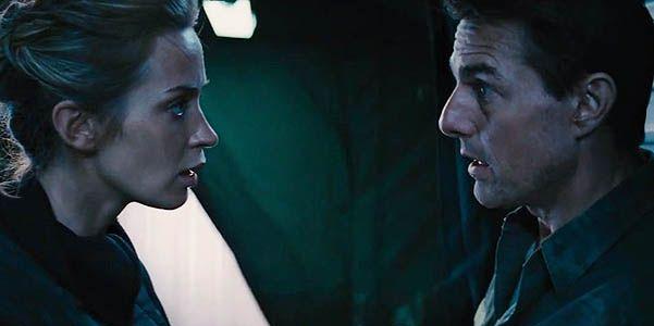 """Грань будущего"": первый трейлер с Томом Крузом - http://spletnitv.ru/gran-budushhego-pervyj-trejler-s-tomom-kruzom/"