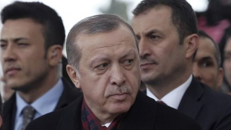 As opponents are purged and journalists jailed, can Erdogan's Turkey still be called a democracy?