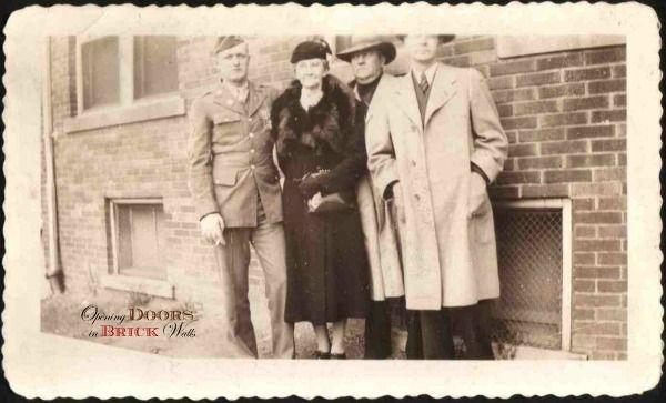 #genealogy #oldphotographs #beforeWWII #michigan